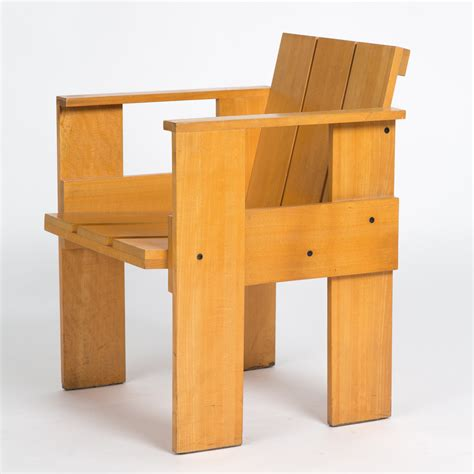 Rietveld Crate Chair Diy