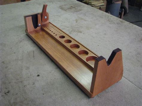 Rifle Bench Vise Plans