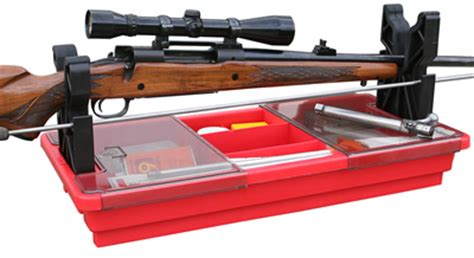 Rifle Cleaning Stand Plastic