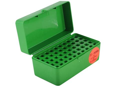 Rifle Ammo Boxes Are Reloading Box By Mtm.