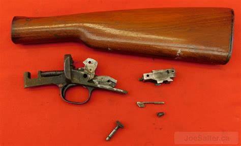 Rifle Parts Safety Parts