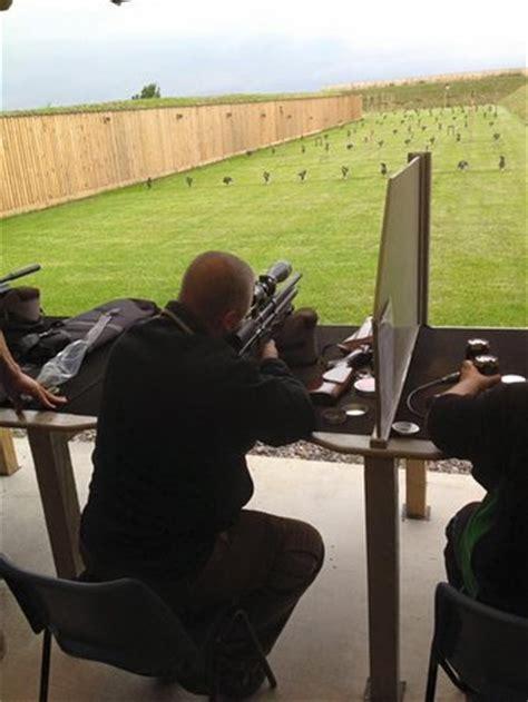 Rifle Range Hambridge And Rifle Range Near Cowan Wv
