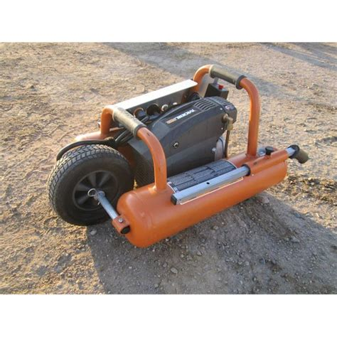 Rigid Mini Wheelbarrow Air Compressor Review
