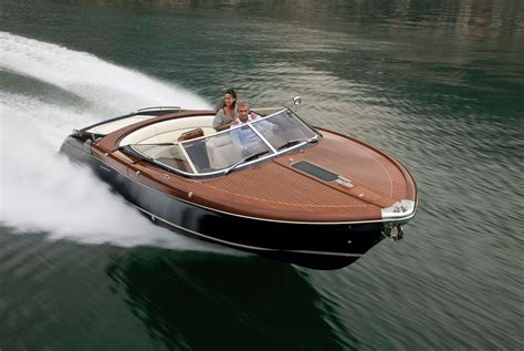 Riva Speed Boat Plans