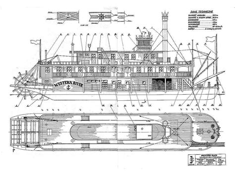 River Boat Design Plans
