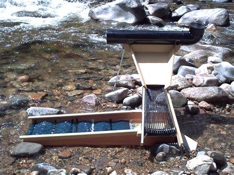 River-Sluice-Box-Plans