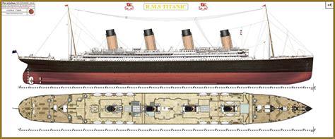 Rms-Titanic-Model-Plans