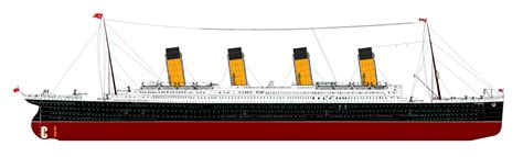 Rms-Titanic-Plans