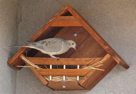 Robin-And-Dove-Shelf-Nesting-Free-Plans