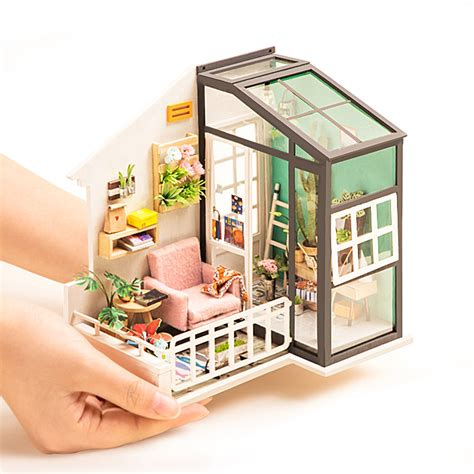 Robotime Diy Dollhouse