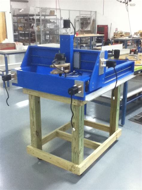 Rockcliff Cnc Router Plans Download