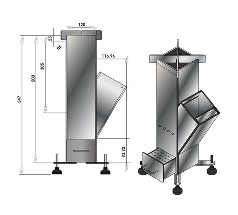 Rocket Stove Designs And Dimensions