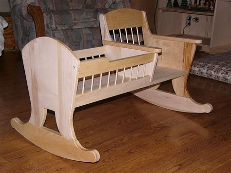 Rocking Chair Cradle Combo Plans Free
