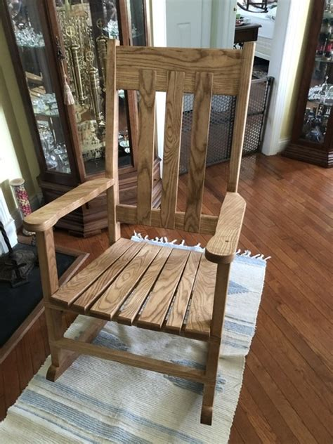 Rocking Chair Plans Ana White