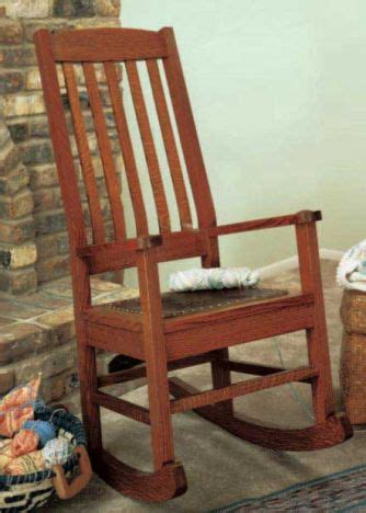 Rocking Chair Plans For Women