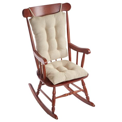 Rocking Chair Set Blue