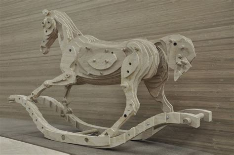 Rocking Horse Plans For Cnc Router