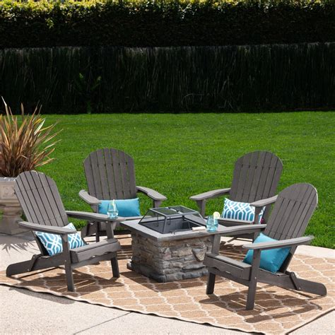 Rocking-Adirondack-Chairs-For-Fire-Pit