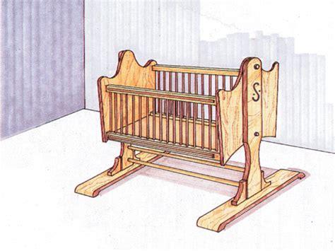Rocking-Cradle-Plans