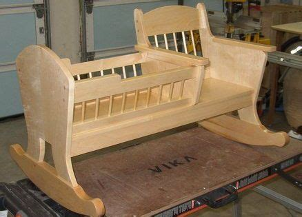 Rocking-Doll-Bed-Plans