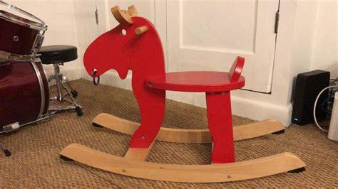 Rocking-Horse-Reindeer-Plans