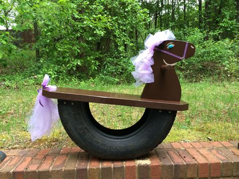 Rocking-Horse-Tire-Diy