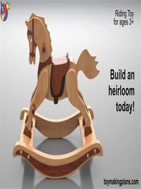 Rocking-Horse-Wood-Construction-Plans