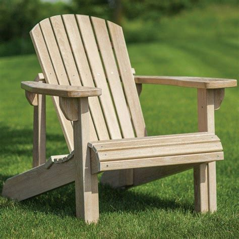 Rockler Adirondack Chair Plans