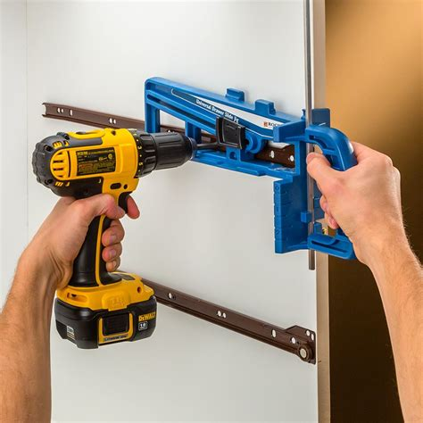 Rockler Cabinet Door Jig