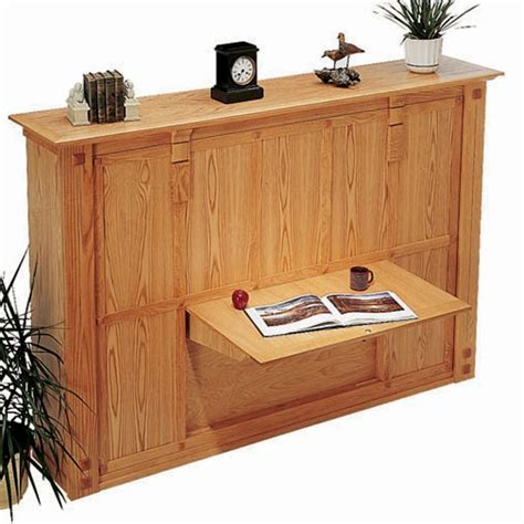 Rockler Plans To Build A Double Bed