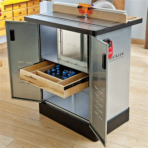 Rockler Router Table Cabinet Plans