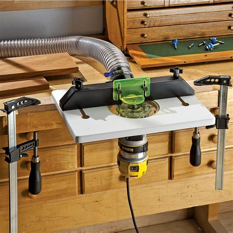 Rockler Trim Router Table On Sale