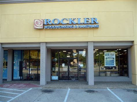 Rockler Woodworking Store Richardson Tx