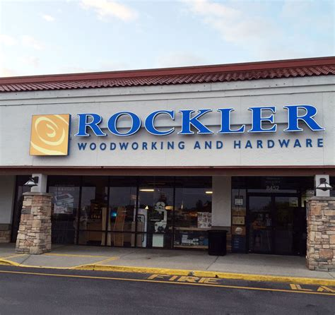 Rockler Woodworking Supply Indianapolis