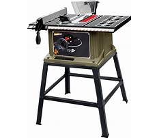 Best Rockwell table top saw