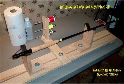 Rod Building Threading Jig Plans