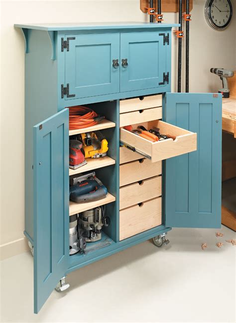 Roll-Around-Tool-Cabinet-Plans