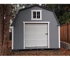 Best Roll up doors for storage sheds.aspx