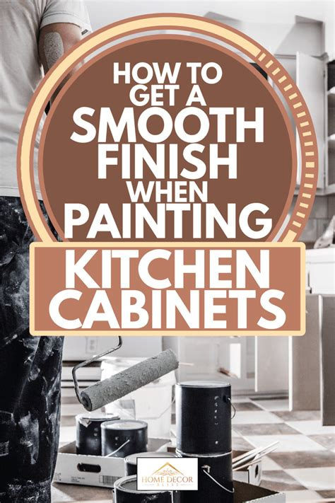 Rolling Kitchen Cabinet For Smooth Finish