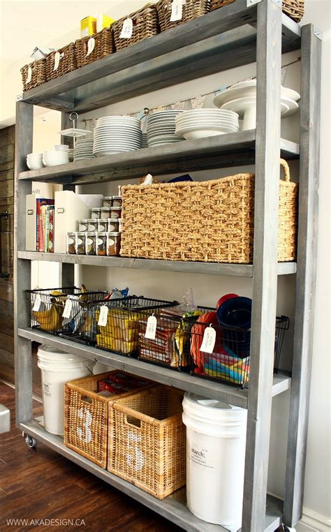 Rolling-Pantry-Shelves-Plans