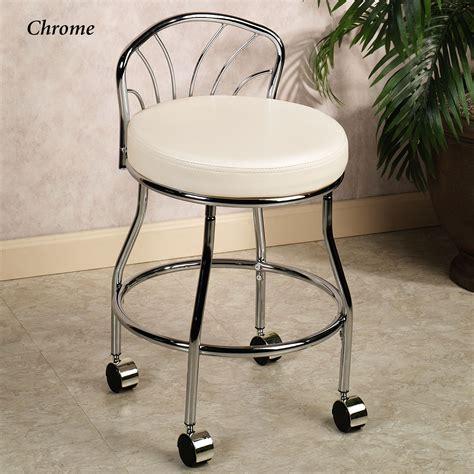 Rolling-Vanity-Chair