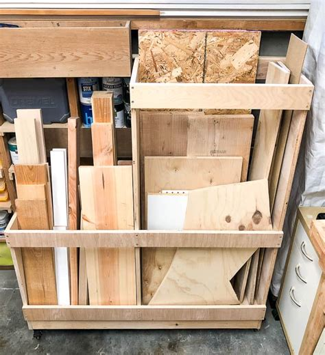 Rolling-Wood-Cart-Plans