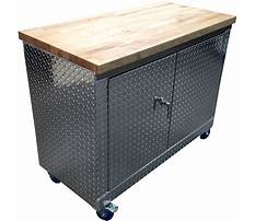 Best Rolling garage cabinet plans