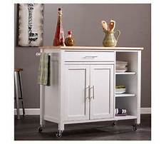 Best Rolling kitchen carts at lowes