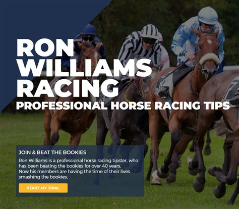@ Ron Williams Racing Reviews - Is It Totally Scam .