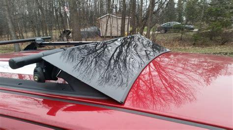 Roof-Rack-Deflector-Diy