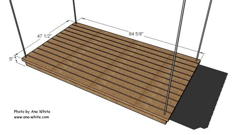 Rope Bed Frame Plans Plans Diy Iambic Paddles