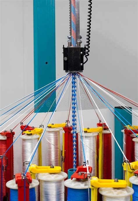 Rope Braiding Machine Plans