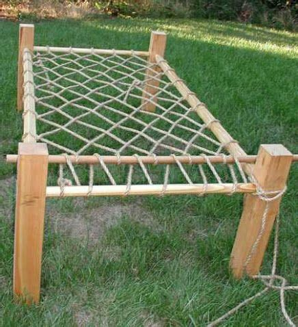 Rope-Bed-Frame-Plans-Plans-Diy