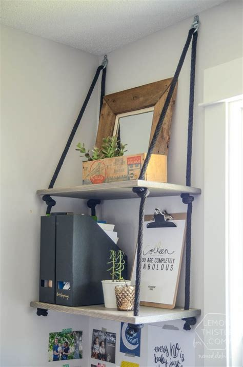 Rope-Shelf-Knots-Diy-Without-Drill